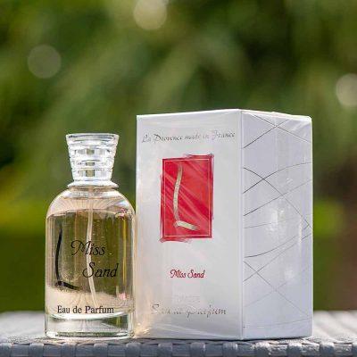 Eau de parfum 100 ml Miss Sand