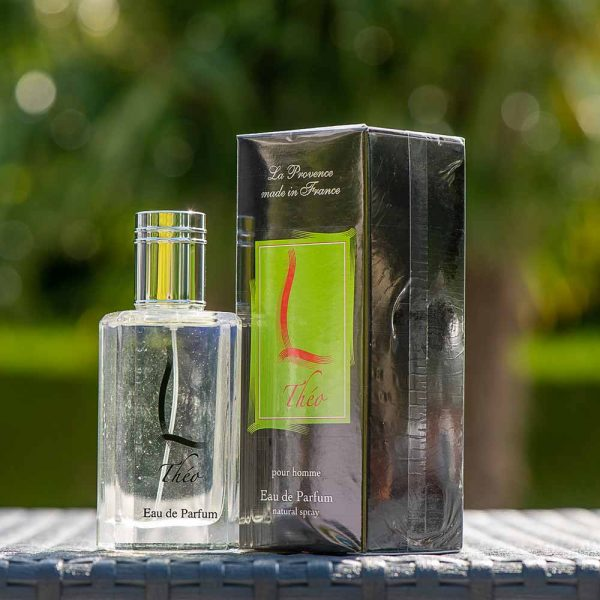 eau de parfum 100 ml Théo